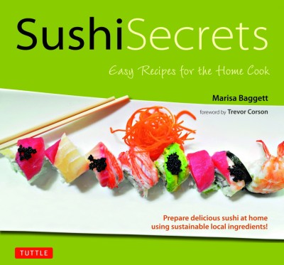 Sushi Secrets on Facebook!