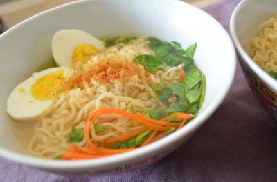 How to Jazz Up Instant Ramen