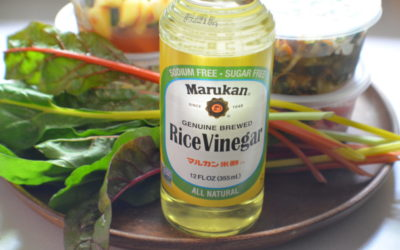 Rice Vinegar: A Salad Dressing Staple