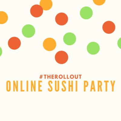 Online Sushi Party
